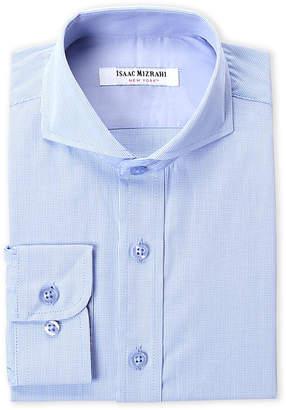 Isaac Mizrahi Boys 8-20) Geo Textured Shirt