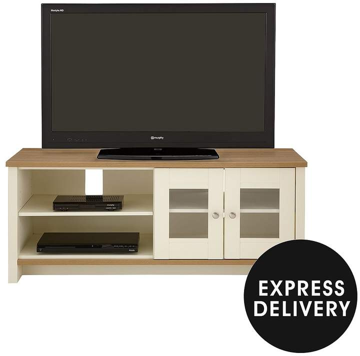 Tivoli Ready Assembled TV Unit - Fits Up To 52 Inch TV