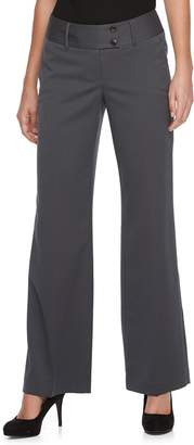 Apt. 9 Women's Modern Fit Wide-Leg Dress Pants