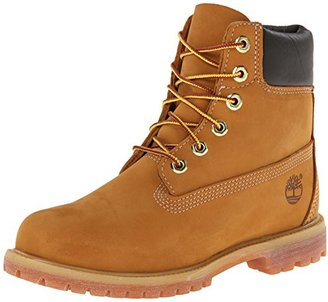 Timberland Women's 6-Inch Premium Boot,Wheat Nubuck,6 W US $170 thestylecure.com