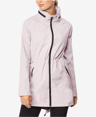 fcd389c9 Free Shipping $75+ at Macy's · 32 Degrees Hooded Cinched-Waist Anorak  Raincoat