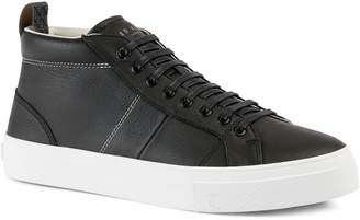 Ted Baker Commuter Perill Leather Hightop Sneaker