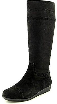 Easy Spirit Women's Jarada Demi Wedge Tall Boot $60.54 thestylecure.com