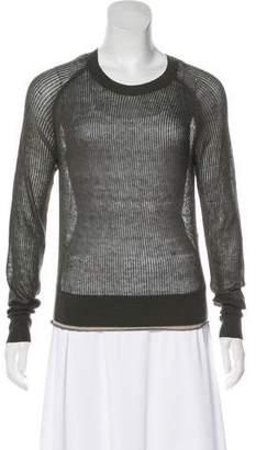 Raquel Allegra Long Sleeve Knit Top
