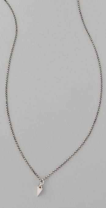 Giles & Brother Stake Pendant Necklace
