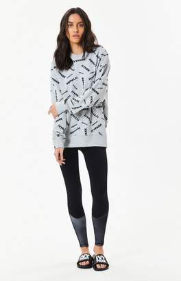 Ivy Park Scatter Logo Crew Neck Sweatshirt