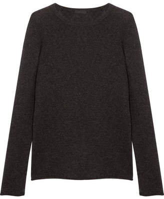 ATM Anthony Thomas Melillo Luxe Essentials Cashmere Sweater - Black