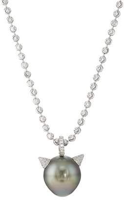 Samira 13 Women's Tahitian Pearl Pendant Necklace