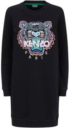 Kenzo Icon Tiger Sweater Dress