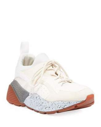 Stella McCartney Runway Lace-Up Sneakers