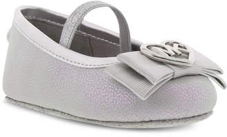 Michael Kors Baby Girls Glitter Slip-On Shoes