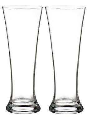 Waterford Elegance Pilsner Two-Piece Glass Set