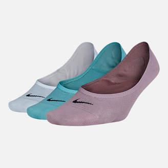 Nike Women's Lightweight No-Show 3-Pack Socks
