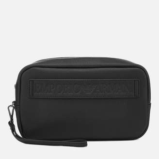 Emporio Armani Men s Wash Bag 100b6b51fc150