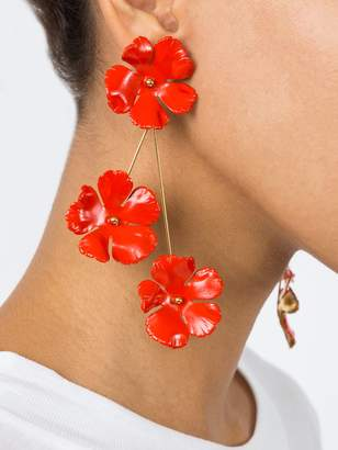 Jennifer Behr Poppy pair earrings