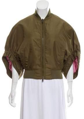 Givenchy Oversize Bomber Jacket