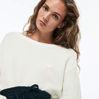 184acd2b Lacoste Women's Shopstyle Lacoste Lacoste Sweaters Sweaters Shopstyle  Sweaters Shopstyle Women's Women's qS0FX