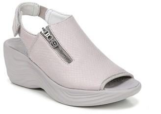 Bzees Zipline Wedge Sandal