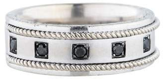 Black Diamond Neil Lane 14K Band