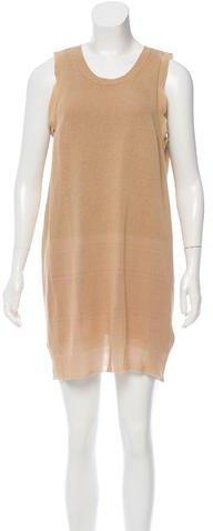 3.1 Phillip Lim3.1 Phillip Lim Silk-Trimmed Knit Dress