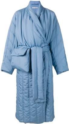 Henrik Vibskov Pipe padded coat