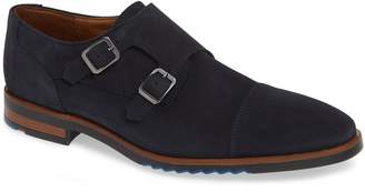 Lloyd Darrow Double Monk Strap Shoe