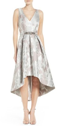 Women's Eliza J Sleeveless High/low Dress $248 thestylecure.com