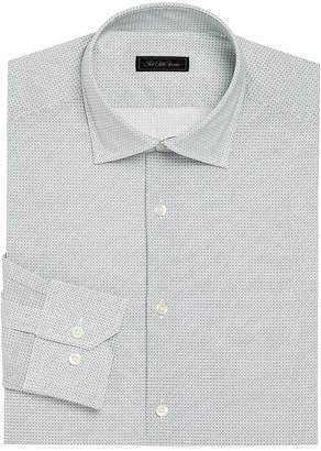 Saks Fifth Avenue Men's Circle & Pindot Print Dress Shirt
