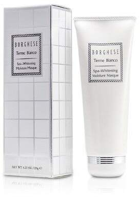 Borghese NEW Terme Bianco Spa-Whitening Moisture Mask 120g Womens Skin Care