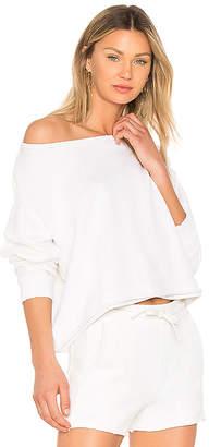 Amo Boxy Sweatshirt