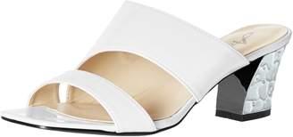 Annie Shoes Women's Tuti 2 Slide Sandal