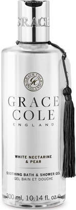 Grace Cole White Nectarine and Pear Bath and Shower Gel