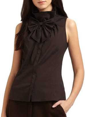 Lafayette 148 New York Women's Solid Off-the-Shoulder Shift Dress