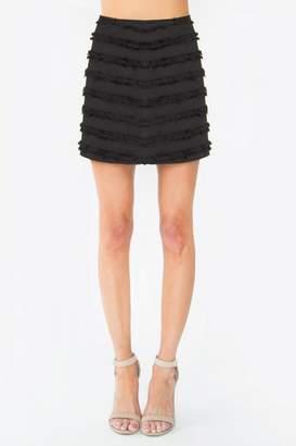 Sugar Lips Fringe Skirt