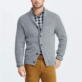 Chaps Men's Classic-Fit Shawl-Collar Cardigan Sweater