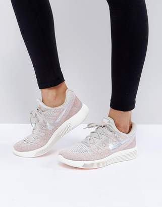 Nike Running Lunarepic Low Flyknit Trainers
