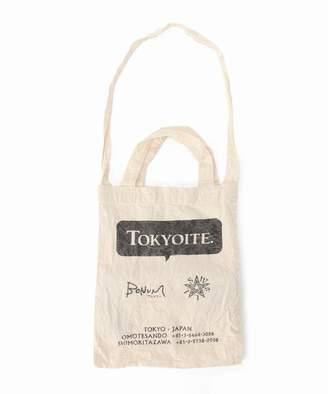 BONUM (ボナム) - Swell*bonum Tokyoite Eco Bag