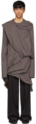 Rick Owens Grey Emotion T-Shirt