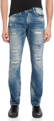 PRPS Mexico Demon Distressed Jeans