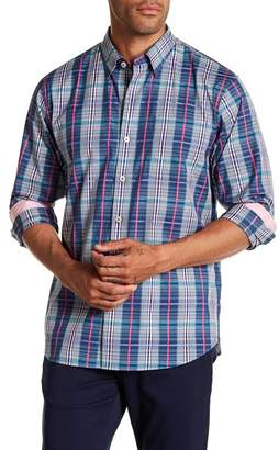 Tommy Bahama Playa Del Plaid Shirt