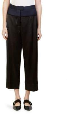 Cédric Charlier Cropped Pants