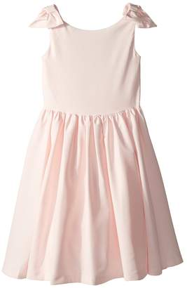 Janie and Jack Special Occasion Bow Sleeve Dress Girl's Dress