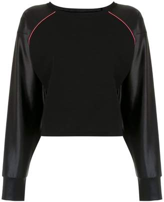 Track & Field Neon long sleeved blouse