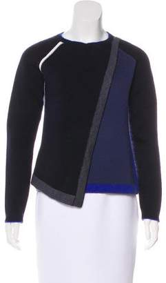 J.W.Anderson Color Block Knit Sweater