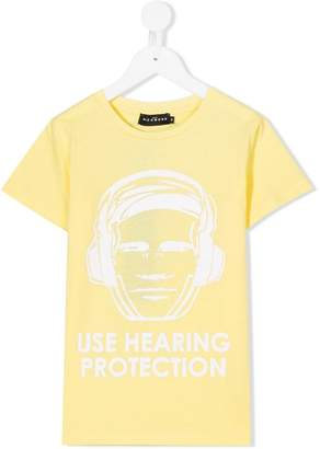 John Richmond Kids hearing protection T-shirt