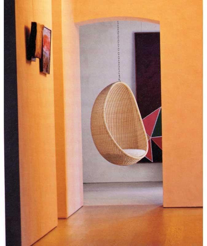 Pierantonio Bonacina - egg chair by nanna ditzel