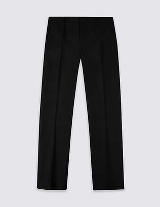 Marks and Spencer Senior Boys' Slim Leg Trousers