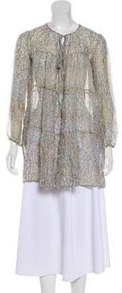 Issa Silk Printed Tunic