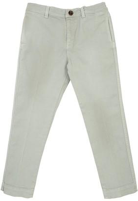Gucci Cotton Denim Chino Pants