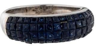 Damiani 18K Sapphire Ring